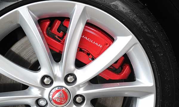 Genuine Jaguar spare parts