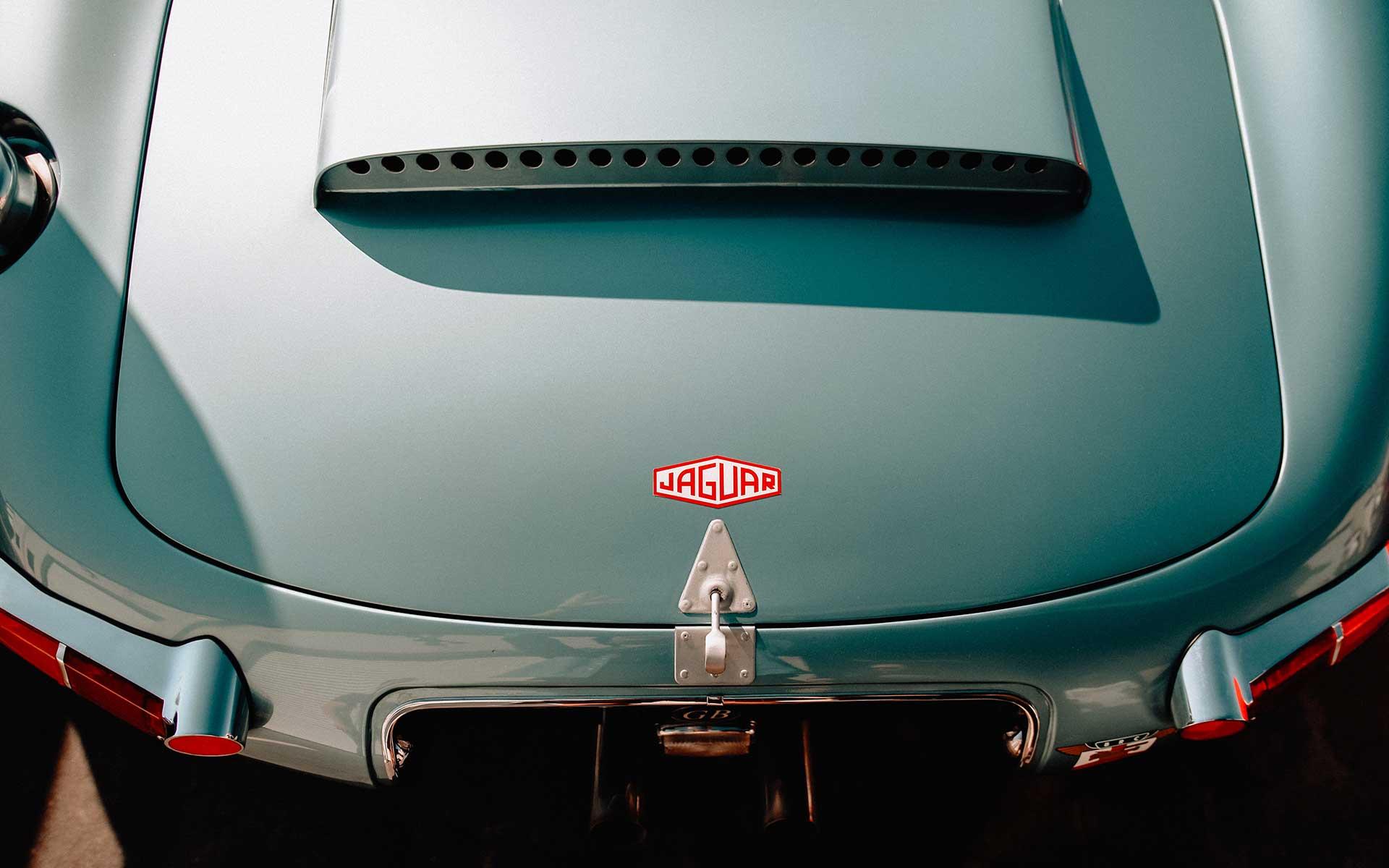 Jaguar Custom Bodywork